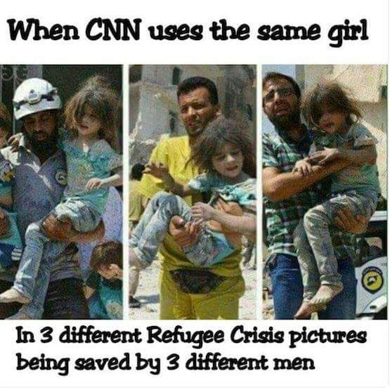 false CNN