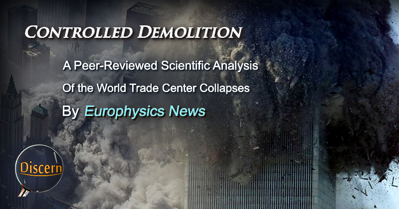 Controlled Demolition – A Peer-Reviewed Scientific ...