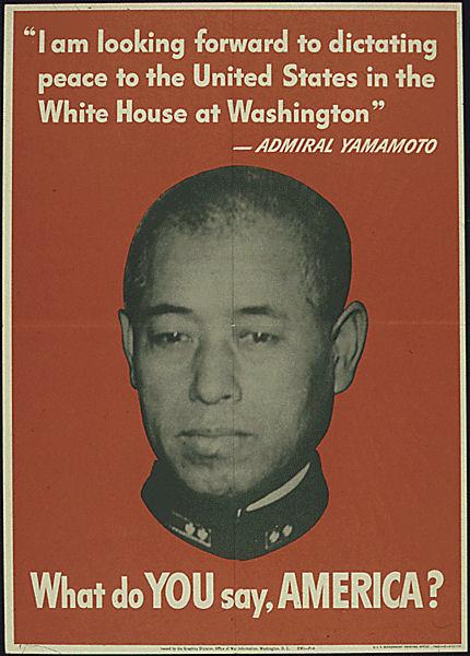 Historical Photos: WW2 American Propaganda Poster ...