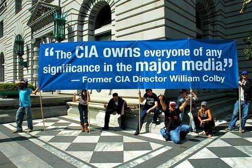 Everything you know is a lie !: A Timeline of CIA Atrocities
